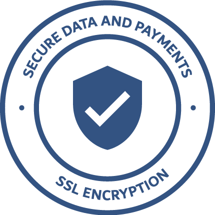 Secure payments with SSL-encryption